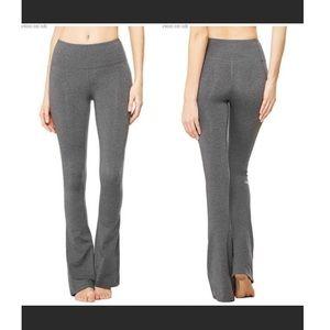 Alo flare yoga leggings grey sz.S $45